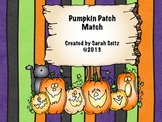 Pumpkin Patch Match