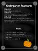 Pumpkin Themed Number Charts, Ten's Frames, Five's Frames,