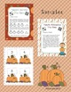 Pumpkin Patch Math Centers and Games