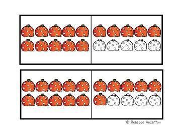 Pumpkin Patch Math and Literacy Packet