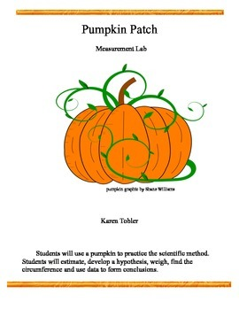 Pumpkin Patch Measurement Lab