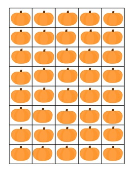 Pumpkin Patch Multiplication
