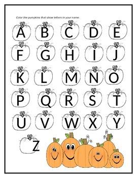 Pumpkin Patch Names