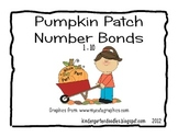 Pumpkin Patch Number Bonds 1 - 10