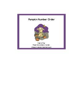 Pumpkin Patch Number Games: 0-25 eBook