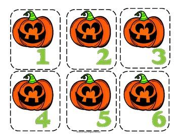 Pumpkin Patch Ordering