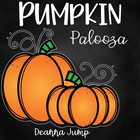 Pumpkin Patch Palooza  {A Nonfiction unit}