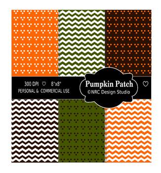 Pumpkin Patch Paper Pack