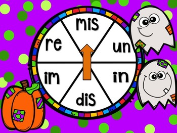 Pumpkin Patch Prefixes