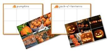 Pumpkin Patch Preschool Pack