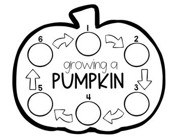 Pumpkin Patch: Preschool, Pre-K and Kindergarten Resources