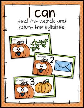 Pumpkins Preschool, Pre-K and Kindergarten Resources