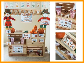 Pumpkin Patch Pretend Play Center
