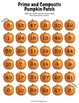 Pumpkin Patch Prime and Composite Maze