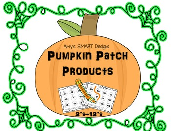 Pumpkin Patch Products