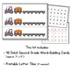 Pumpkin Patch Read and Build Sight Words - With all 46 Second Grade Dolch Words