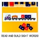 Pumpkin Patch Read and Build Sight Words - With all 52 Primer Dolch Words