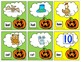 Phonemic Awareness - Pumpkin Patch Rhyme and Match Cards