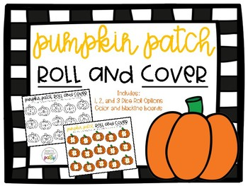 Pumpkin Patch Roll and Cover