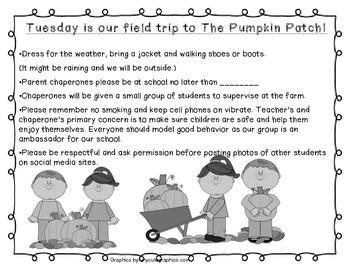 Pumpkin Patch Rules