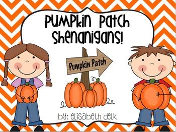 Pumpkin Patch Shenanigans