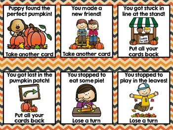 Pumpkin Patch Sight Word Game - ALL 220 Dolch Words!