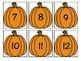 Pumpkin Patch Ten Frames
