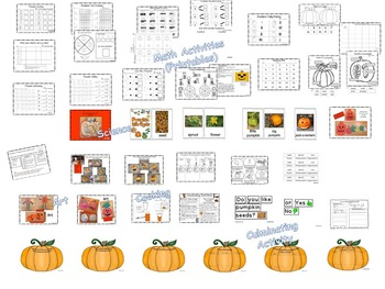 Kindness-Pumpkin Patch of Activities - Kiddos Connect All-Year to Kindness