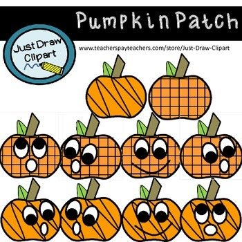 Pumpkin Patch pumpkin clip art