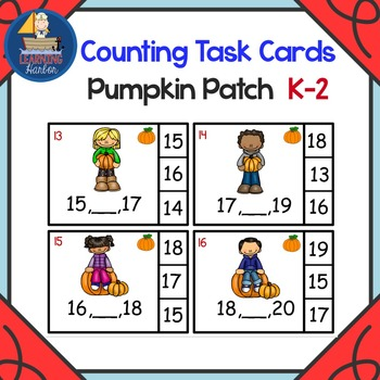 Pumpkin Patch the Number that Comes Between Two Given Numbers