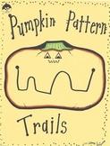 Pumpkin Pattern Game K-3