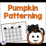 Pumpkin Patterning