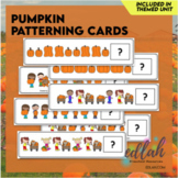 Pumpkin Patterning Cards