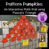 Pumpkin Patterns An Interactive Math Bulletin Board Using Pascal's Triangle