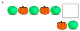 Pumpkin Patterns Worksheet
