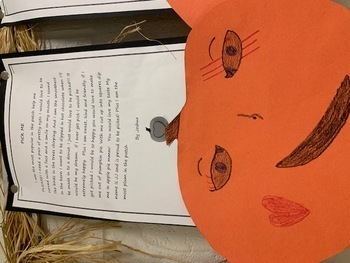 Pumpkin Opinion/Persuasive Writing & Craftivity