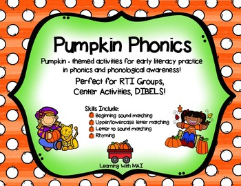 Pumpkin Phonics