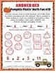 Pumpkin Pickin' Math Fun - Addition