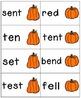 Pumpkin Pickin' Phonics: Short Vowel Bundle