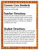 Pumpkin Pickin' Sight Words! Complete Set of 220 Sight Words