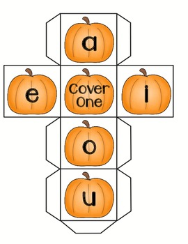 Pumpkin Picking--A Medial Vowel Game