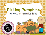 Pumpkin Picking - An Autumn Dynamics Game {loud soft edition}