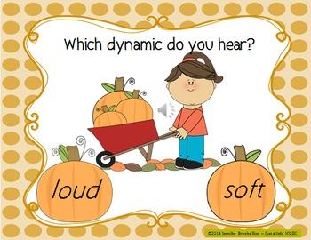 Pumpkin Picking - An Autumn Dynamics Game {loud soft edition}