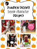 Pumpkin Picking Book Character Project