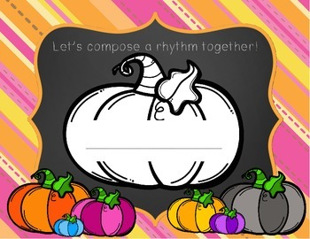 """Pumpkin Picking"" an introduction to composing lesson (second grade)"