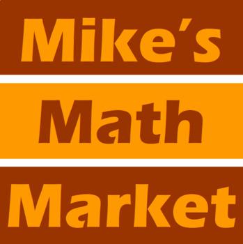 Pumpkin Pie - A Math-Then-Graph Activity - Solve 30 Systems