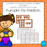Pumpkin Pie Addition: First Grade Go Math! Companion