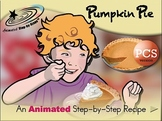 Pumpkin Pie - Animated Step-by-Step Recipe PCS