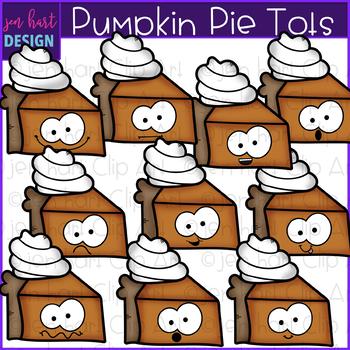 Pumpkin Pie Clip Art - Pumpkin Pie Tots clipart {jen hart Clip Art)
