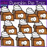 Pumpkin Pie Clip Art - Pumpkin Pie Tots clipart {jen hart